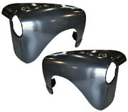 47-53 Chevy Pickup Truck Lh And Rh Side Front Fenders Restoration Grade