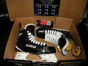 Bauer Supreme S180 Ice Hockey Skates Size 6 D Skate 7.5 Shoe Very Nice Condition