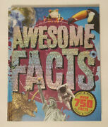 Awesome Facts - Over 750 Facts Color Packed Hard Cover By Igloo Books