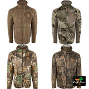 Drake Non Typical Pursuit Full Zip Hoodie With Agion Active Xl