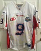 Tennessee Titans 2004 Probowl All Star Steve Mcnair Jersey Size 52