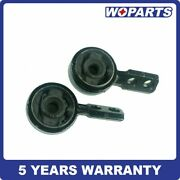Front Control Arm Retainer Bracket Bushings Fit For Bmw E30 318i 325i Left Right