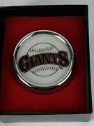Armbruster Medallion Light San Francisco Giants For Grill Trunklid Tailgate Door