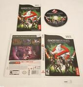 Ghostbusters The Video Game Nintendo Wii