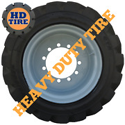 2 18-625 Otr Outrigger Foam Filled On 11 Hole Wheels Tire 18625 18x625 Tyre