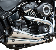 Sands Cycle Grand National 22 Exhaust System Grand National 22 Exhaust For Soft