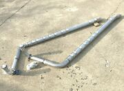 Corvette New 1965 1966 1967 N14 Small Block 2 Side Exhaust Pipes And Hardware