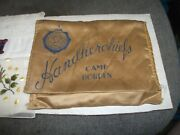 Old W.w. Ii Military Collectible-camp Borden-royal Canadian Army Service Corps