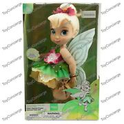 Disney Store Animators Collection - Tinker Bell - Special Edition Doll - New