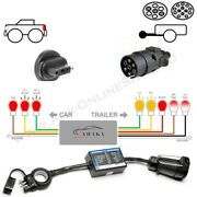 Adaptateur Prise Attelage 4 Broches Usa Andagrave 7 Broches Eu Buick Enclave Ii 2018-