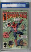 Peter Parker The Spectacular Spider-man 96 Cgc Graded 9.8 Marvel Comic Book