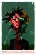 Night Of The Creeps By Jon Smith - Sold Out Mondo Print