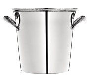 Malmaison By Christofle Silverplated Two-bottle Champagne Cooler Bucket 04240439