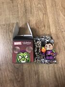 Marvel Series 2 Green Goblin Very Rare Variant Vinylmation With Box And Foil