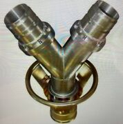 Jet Aircraft Y Coupler Wye Air Start Y-handle