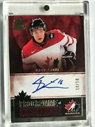 2012-13 The Cup 1/1 Mark Stone Programme Of Excellence 10/10 Vegas / Ottawa