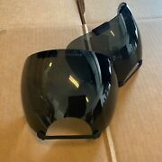 Msa Tinted Smoked Lens Outsert For Millennium Cbrn Gas Mask Size Small