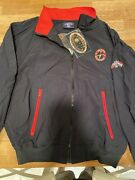 Starbus Us Open 2002 Jacket. Twin Towers. Brand New Size Large.