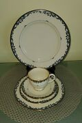 Lenox Liberty 5 Piece Place Setting Nwot Dinner Plate Salad Bread Cup Saucer