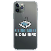 Clear Case For Iphone Pick Model Fixing Sinks Is Draining Plumbing