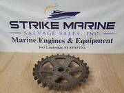 Twin Disc A-4632, Marine Transmission Spider Drive Ring, 26 Outer Teeth