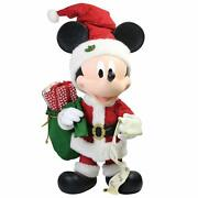 Department 56 Possible Dreams Disney Merry Mickey Mouse Showcase Figurine, 30