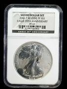2006 P American Silver Eagle Ngc Pf 69 Reverse Proof