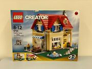 Rare New Lego Creator 6754 House 3 In 1 Retired Set Hard2find Family Home Sealed