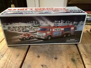 2005 Hess Emergency Truck With Rescue Nib New