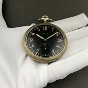 Zenith Dh Military Pocket Watches Swiss Made