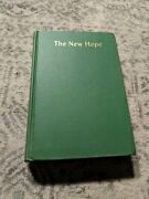1941 The New Hope By Joseph And Freeman Lincoln - First Edition Signed