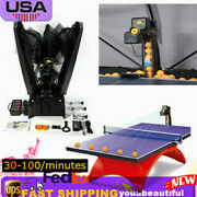 Table Tennis Robot Training Automatic Ping Pong Ball Train Machine Jt-a Catchnet