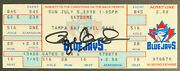1998 Psa Ticket Pass/roger Clemens Signed 3000 K Boston Red Sox/toronto Mt