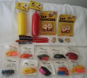 New 24 Vintage Dime Store Toys Gag Gifts Joke Funny Lot Toys Free Shipping