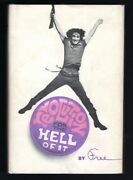 Revolution For The Hell Of It Hc-free Abbie Hoffman 1968 1st-ballantine Estate