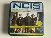 Ncis The Game 2010 Board Game By Pressman In Tin Box - New And Sealed