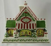 Lenox Hosting The Holiday Bakeshop Musical Centerpiece Retail 300