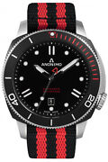 Watch Man Anonimo Nautilus Am100201001a11 Rubber Red