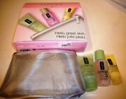 Clinique Hello Great Skin Kit 3 Items Plus Makeup Bag Allergy Tested Bnnb