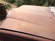 1985 Mercedes W123 300 Td Cd D Wagon Front Hood Parting Out Complete Wagon