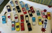 Vintage Toy Lot Of 25maisto And Hot Wheels Chinagreat Lot1999-2000and039s Free Ship