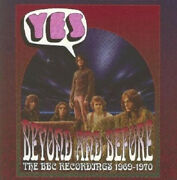 Yes Beyond And Before The Bbc Recordings 1969-1970 Cd 2 Discs 2012