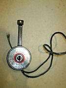 Evinrude Trim Switch And Coverlay Vintage Power Pilot 1973-1978 Control Boxes