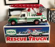1994 Hess Rescue Truck - Still One Of The Best Toys Ever Made