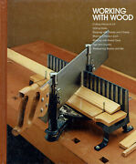 Working With Wood 1979 Saws Joints Power Tools Jigs And Guides Blades And Bits