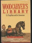 Woodcarving Library Figures Faces Horses Animals Relief Tangerman 1984