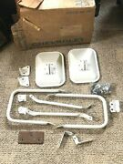 1967 1968 Chevrolet Pickup Ck10-30 Painted Outside Mirror Kit 986832 Nos Gm