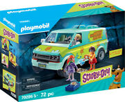 Playmobil - Scooby-doo Mystery Machine [new Toy] Boxed Set, Figure