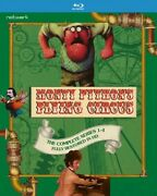 Monty Pythonand039s Flying Circus The Complete Series 1-4 [new Blu-ray] Boxed Set