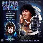 Energy Of The Daleks Doctor Who The Fourth Doctor Adven... By Briggs Nicholas